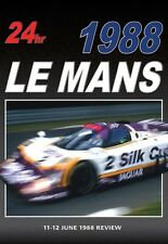 Le Mans 1988 - Review (New DVD) The Worlds greatest 24 Hour Endurance race