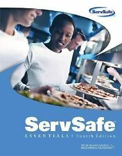 ServSafe Essentials: with the Certification Exam Answer Sheet-ExLibrary