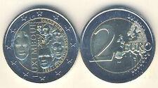2 Euro Gedenkmünze 2015 Luxemburg 125 Jahrestag der Dynastie Nassau-Weilburg