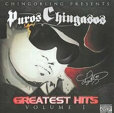 Greatest Hits, Vol. 1 [PA] by Chingo Bling (CD, 2009, Oafrin)