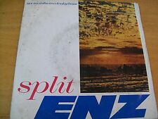 SPLIT ENZ  SIX MONTHS IN A LEAKY BOAT 7""