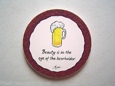 4 NEW THIRSTYSTONE OCCASIONS BEER COASTERS BEVERAGE COASTER 795785828849 VSA3