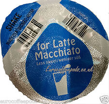 24 x Tassimo Latte Macchiato Less Sweet Milk Creamer only T-disc, Large cup size