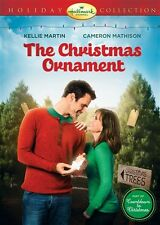 THE CHRISTMAS ORNAMENT New Sealed DVD Hallmark Channel Kellie Martin