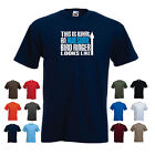 'This is What an Awesome Bird Ringer Looks Like' Funny Men's T-shirt