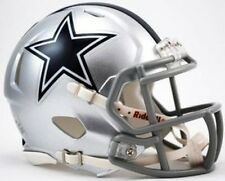 Dallas Cowboys Riddell NFL Football Team Revolution SPEED Mini Helmet