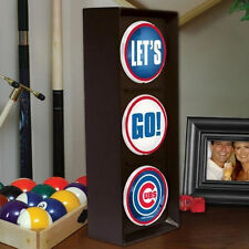 Chicago Cubs Stop And Go Light