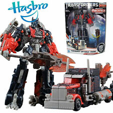 TRANSFORMERS MECHTECH FIREBURST OPTIMUS PRIME ROBOT TRUCK FIGURES KIDS GIFT TOY