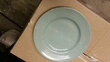 "Wood and Sons Beryl 9"" Plates x 4."