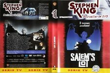 Stephen King - Salem's lot (serie tv) - Parte 1 - Bestseller in DVD