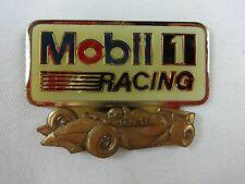 Mobil 1 Racing IndyCar Race Car Sponsors Collector Lapel Pin