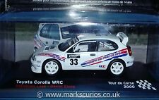 Collection voiture de Rallye 1:43 - Toyota Corolla WRC-Tour de Corse 2000-LOEB