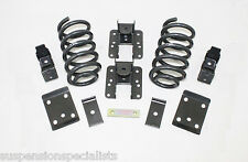 Chevrolet Silverado V8 3-5 Drop Lowering Kit  2007+ SPRINGS