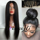 Silk Straight 100% Remy Human Hair Lace Front /Full Lace Wig Baby  Hair