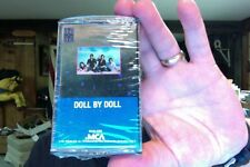 Doll By Doll- self titled- 1981- new/sealed cassette tape