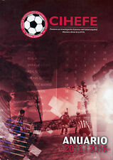 CIHEFE Anuario 2015/2016 - Spanish La Liga Statistical Football Yearbook