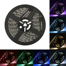 10M 60led/M RGBW 5050 RGB+Cool White 12mm PCB 24V LED Strip Light Non-Waterproof