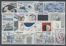 TAAF - ANNEE COMPLETE 1985 - TIMBRES NEUFS LUXE **