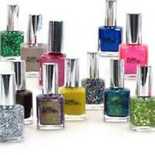 10 PURE ICE BARI NAIL POLISH Wholesale Lot 10 DIFFERENT COLORS FINGERNAIL POLISH