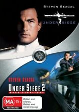 Under Siege / Under Siege2: Dark Territory (2 Movie  Pack) DVD NEW