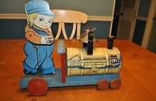 THE GONG BELL MFG. CO. 1941 TRAIN CONDUCTOR 140 RARE ERROR VARIANT 1 OF A KIND