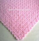 CROCHET PATTERN FOR BABY BABIES CROCHET SHAWL / BLANKET  in 4 PLY - EASY