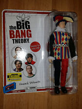 The Big Bang Theory Renaissance Faire Howard as a Jester Action Figure
