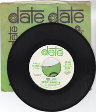 EDDIE RABBITT-DATE 1599 PROMO COUNTRY45 THE BED/HOLDING-ON HIS SECOND RELEASE M-