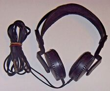 Vintage Yamaha Orthodynamic Headphones, YH-1, Mario Bellini Great Sounding!