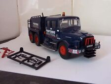 CORGI HEAVY HAULAGE Pickfords Scammell Contractor Red Grill