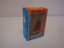 Starlux série moyen age : boite vide pour figurine 6067 chevalier hache bouclier