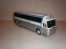 "1/43 BUS Silver Eagle 12 ""Krafe Tours"""