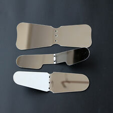3pcs/set One set Dental orthodontic stainless steel intra oral Photograph mirror