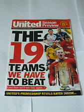 2006 Inside United – Season Preview  New £5.99 Free P & P