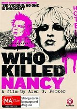 Who Killed Nancy - Linda Ashby DVD NEW