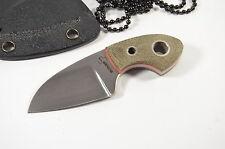 Böker Plus Gnome 440C Stahl EDC Messer Arbeitsmesser Alltagsmesser Neckknife