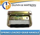 Sprung Loaded Chest Handle Lock / Handle / Latch (Camper Trailer Canopy Caravan)