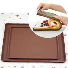 New Fashion Cooking Tool Magic Sticker Silicone Baking Tray Bakeware Pan
