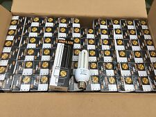 Lot of (60) 20-Watt Fluorescent Lamp Light Bulb E26 Medium Base 20W Warm White