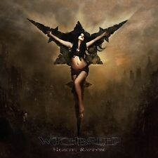 WITCHBREED - Heretic Rapture CD