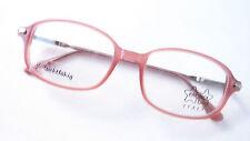 Brillenfassung Brille Gestell Marke hochwertig occhiali Luxottica Italy Unisex M