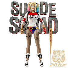 "HARLEY QUINN - Mattel DC Multiverse Suicide Squad 6"" Action Figure - IN STOCK"