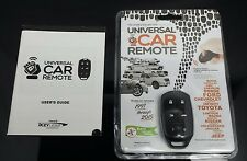 iKeyless Universal Car Remote Easy Setup for Ford Toyota Nissan Chevy 1997-2015