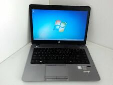 "HP Elitebook 840 G1  14"" 4th Gen- i5-4300U @ 1.90GHz 8GB 500 GB Win 7"