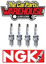 FOUR ( x4 ) GENUINE NGK SPARK PLUGS NGK6677 / LFR6B