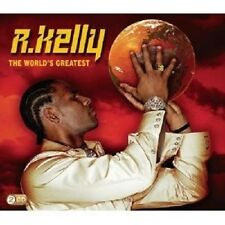 R.KELLY - THE WORLD'S GREATEST 2 CD++++++++30 TRACKS+++++++++++++ NEU