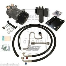 76-79 Ford F Truck/78-79 Bronco A/C Compressor Upgrade Kit Air Conditioning AC