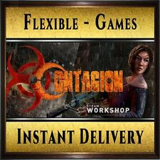 Contagion - Steam CD-Key Digital [PC] Instant Automatic Delivery