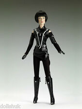 T11DYDD19 Quorra - Tron: Legacy DRESSED TONNER CHARACTER FIGURE Mint RETIRED