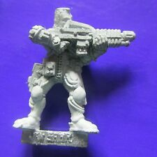 Van saar gang Necromunda metal citadel gw games workshop ganger with autogun